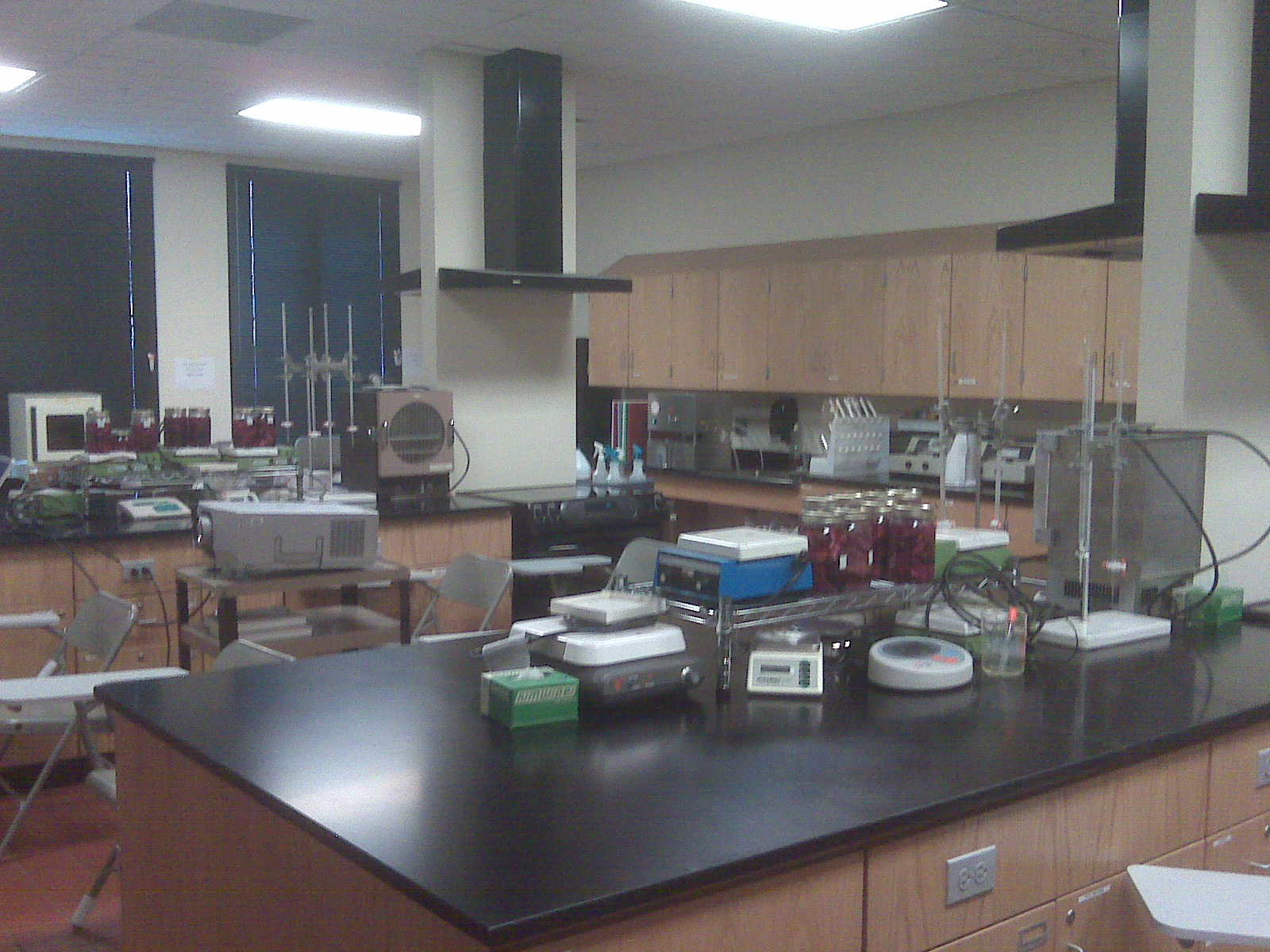 MSU Food Science Lab